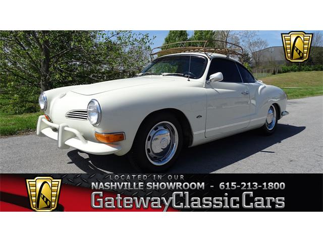 Picture of Classic 1969 Karmann Ghia located in Tennessee - $10,995.00 Offered by  - N6N3