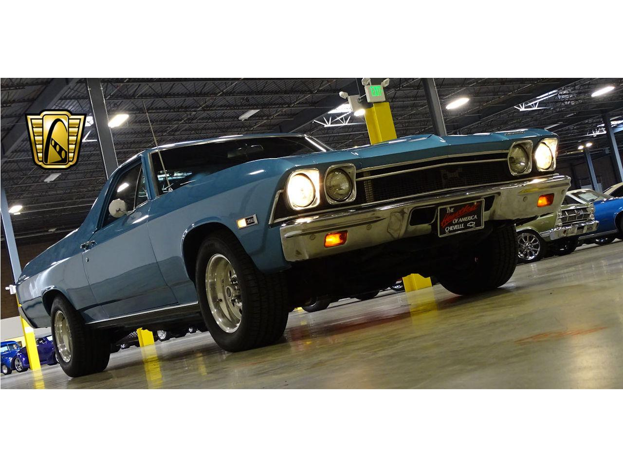 1968 Chevrolet El Camino For Sale Cc 1081699 Chevy Large Picture Of 68 N6n7