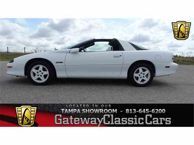 Picture of '97 Camaro located in Ruskin Florida - N6ND