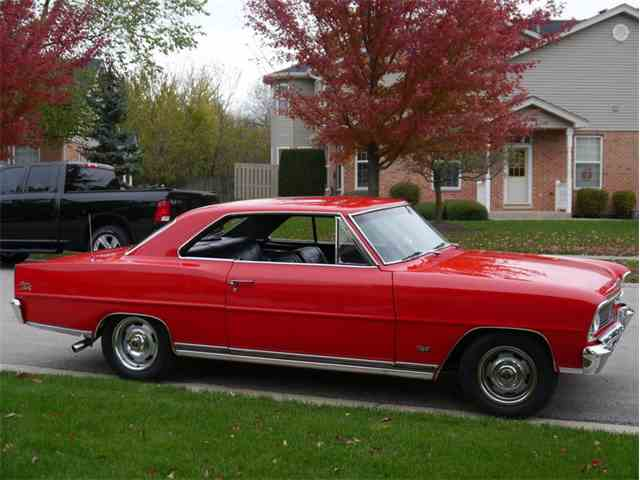 Picture of Classic '66 Chevrolet Nova located in Illinois - $34,900.00 Offered by  - N6NF