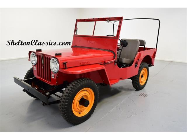 Picture of '46 CJ2 - N6NM