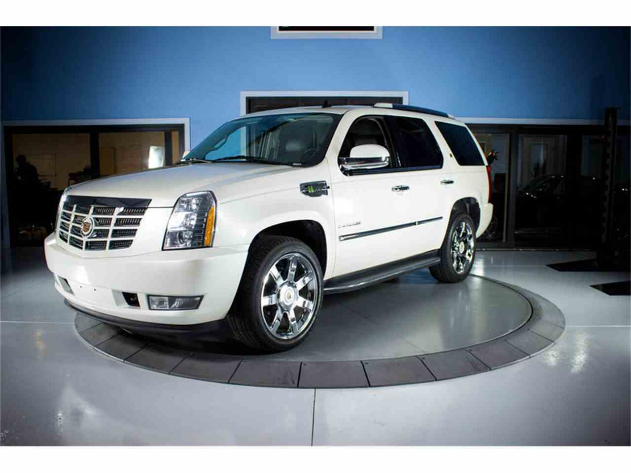 suv escalade premium sale for awd cadillac used