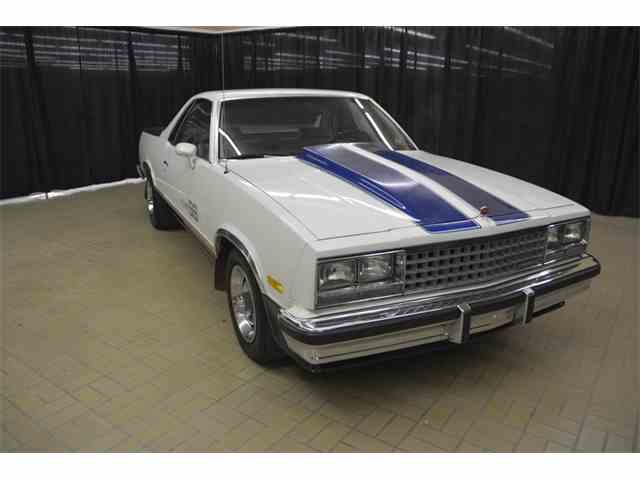 Picture of '84 Chevrolet El Camino Offered by Classic Auto Mall - N6O8