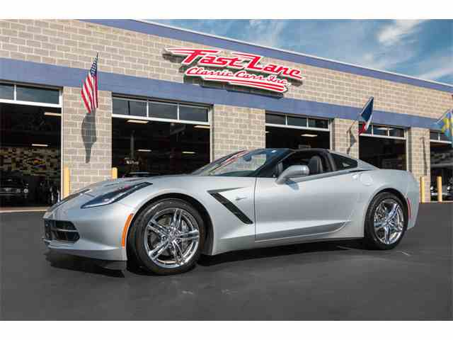 Picture of '16 Corvette - N6OC