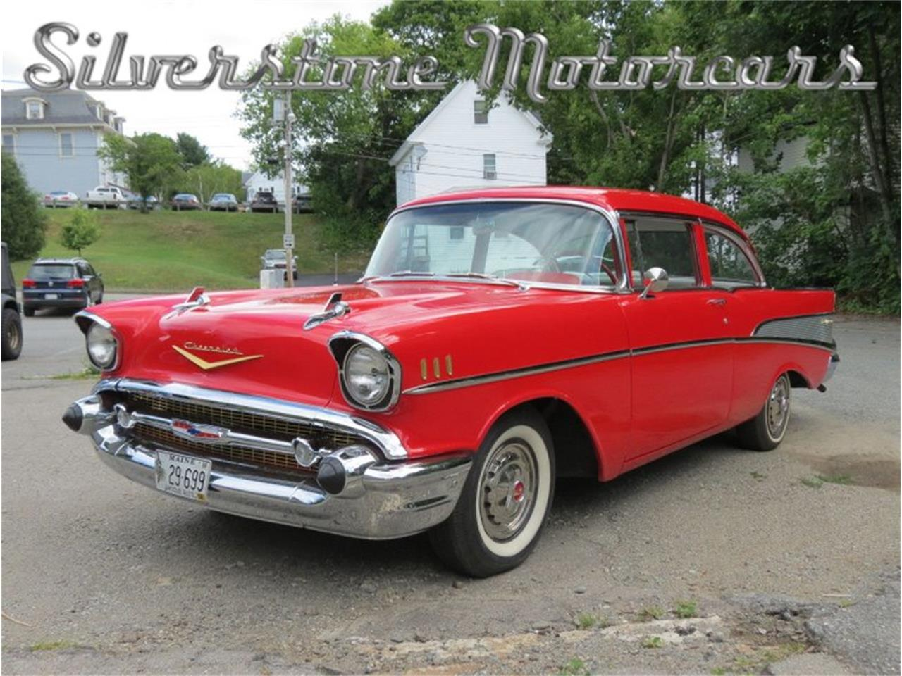 Large Picture of '57 Bel Air - N6OF