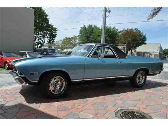 Picture of Classic '68 Chevrolet El Camino - $33,895.00 Offered by  - N6OH