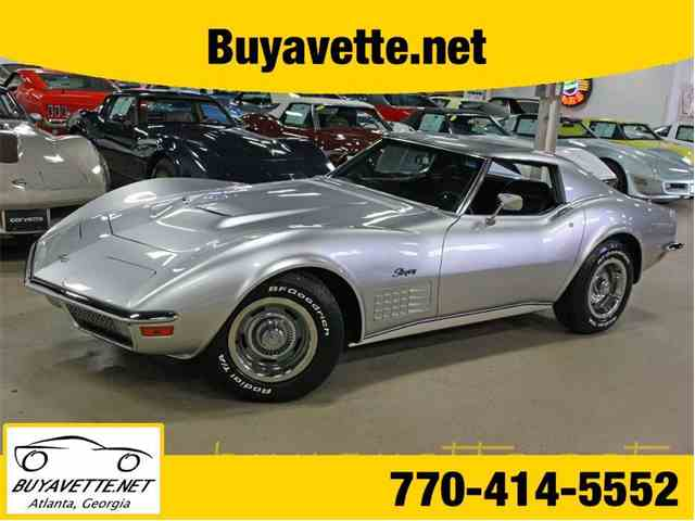 Picture of '71 Corvette - N6OU