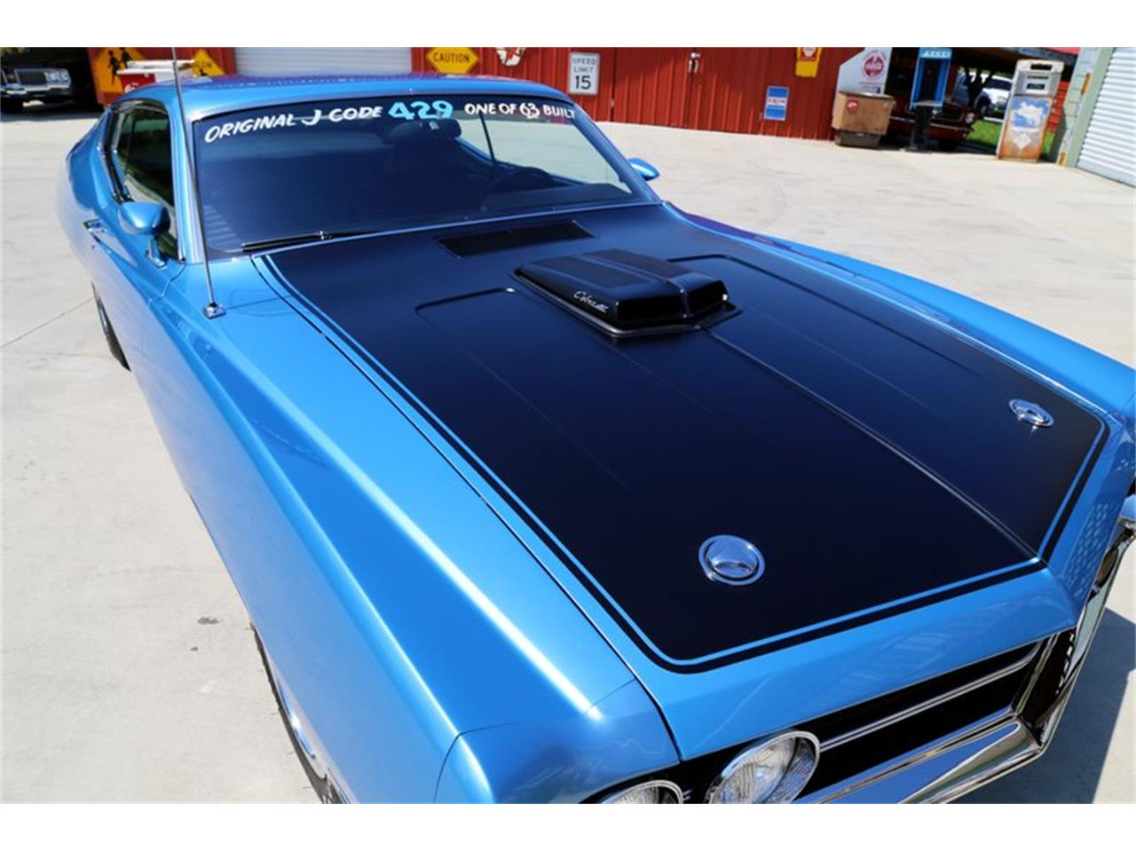 Large Picture of '70 Ford Torino located in Tennessee - $64,999.00 Offered by Smoky Mountain Traders - N6PC