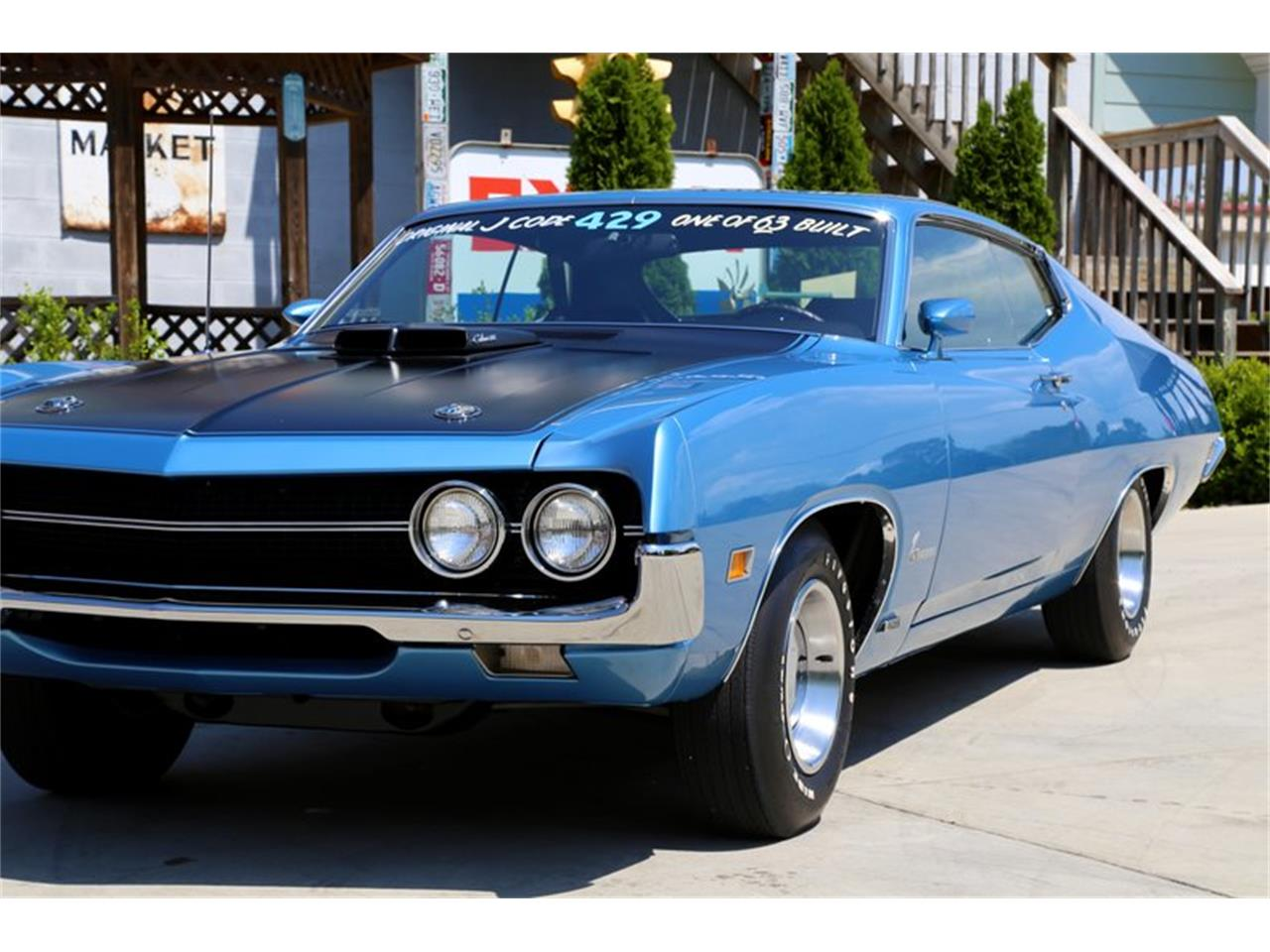 Large Picture of Classic '70 Ford Torino located in Tennessee - N6PC