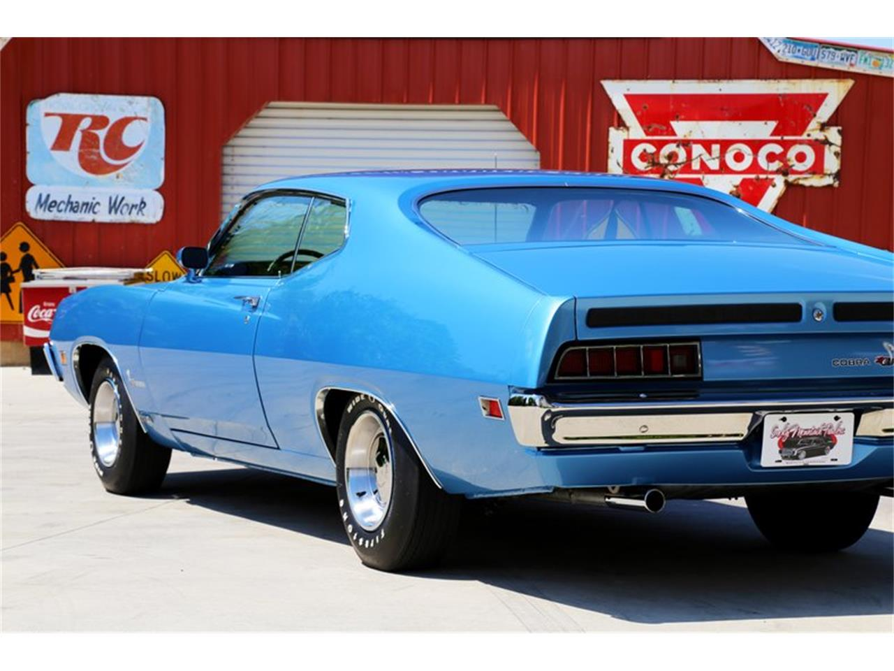 Large Picture of Classic 1970 Ford Torino - $64,999.00 Offered by Smoky Mountain Traders - N6PC