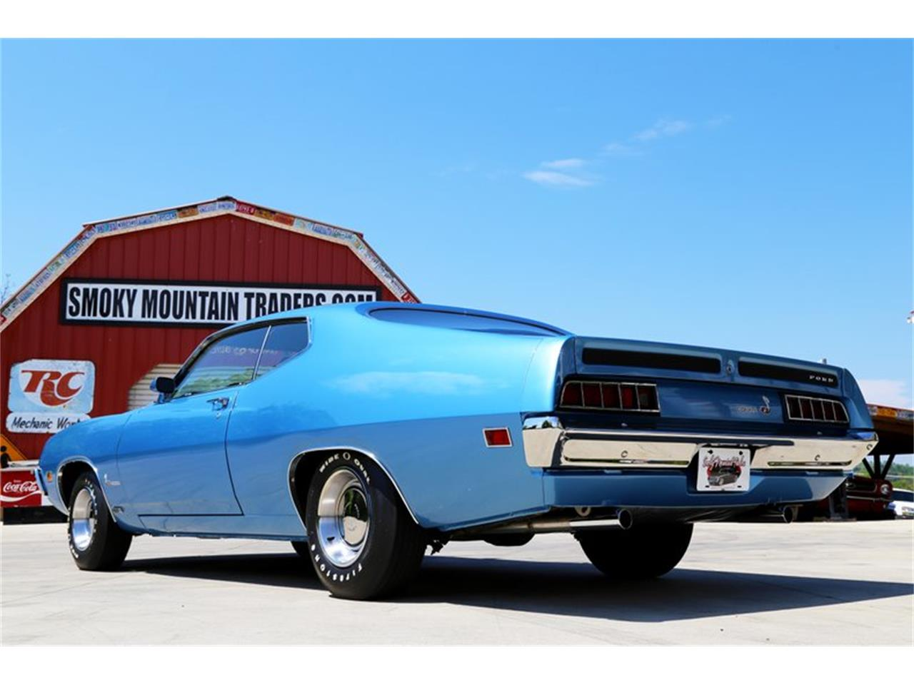 Large Picture of Classic '70 Torino Offered by Smoky Mountain Traders - N6PC