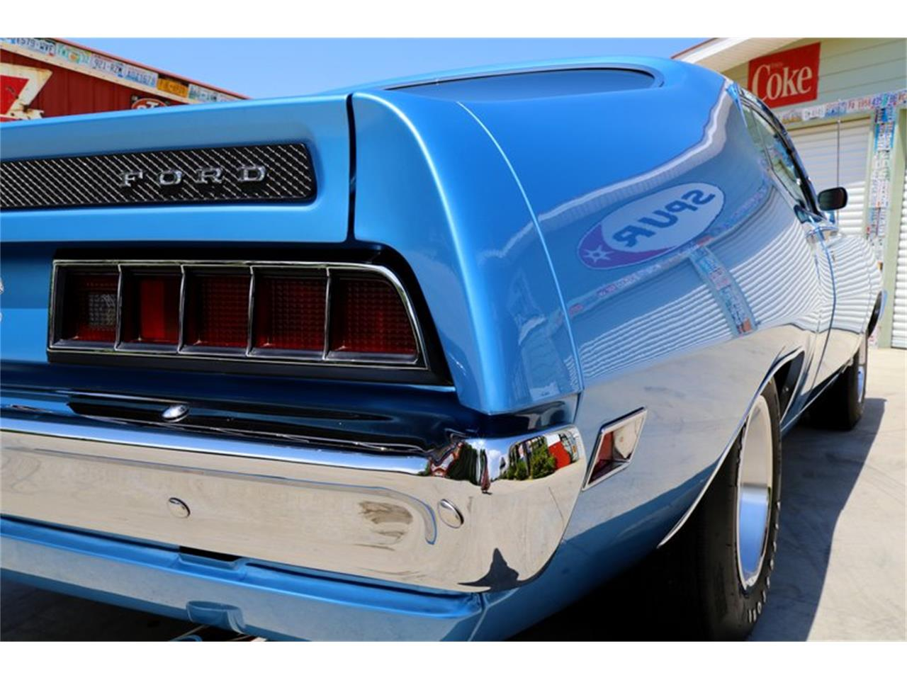 Large Picture of '70 Ford Torino located in Tennessee Offered by Smoky Mountain Traders - N6PC