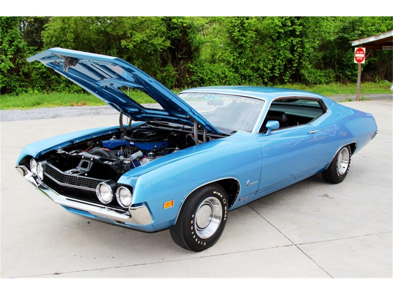 Large Picture of Classic '70 Ford Torino located in Lenoir City Tennessee - N6PC