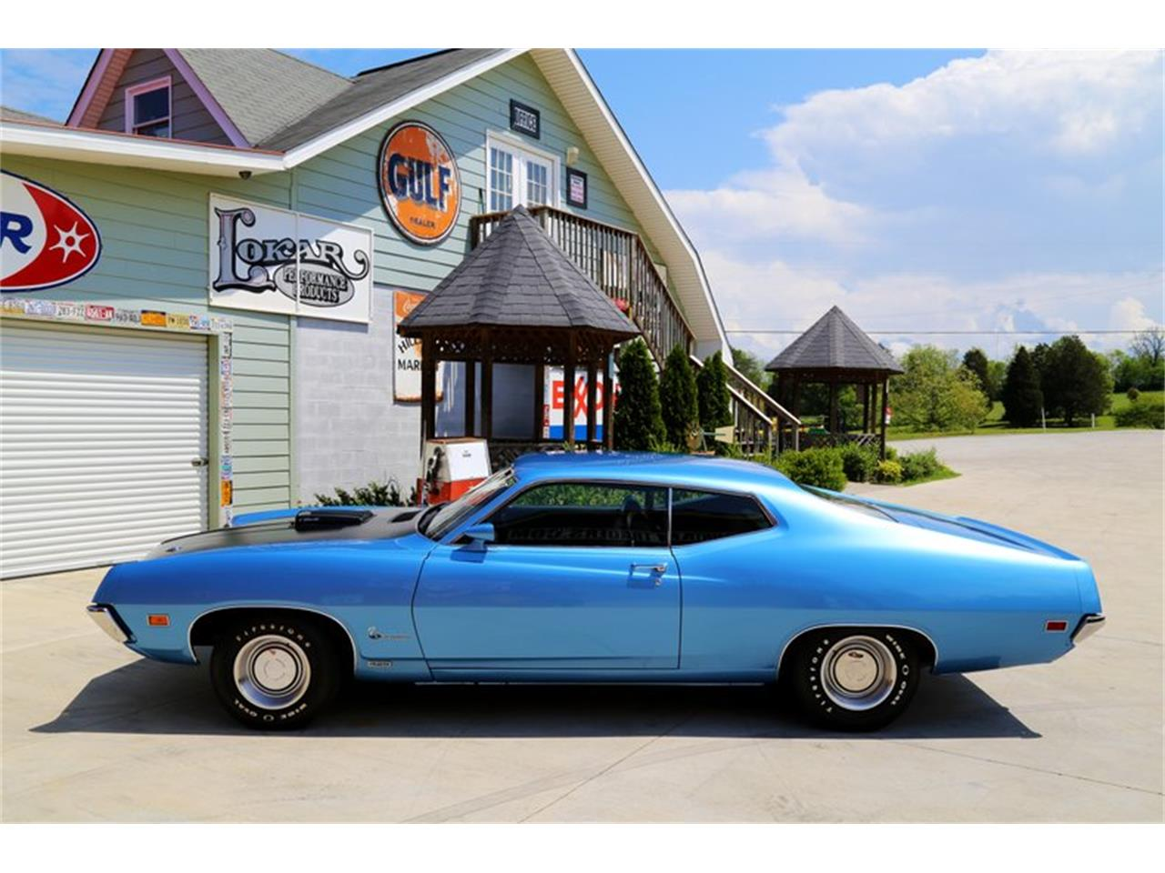 Large Picture of 1970 Ford Torino located in Lenoir City Tennessee Offered by Smoky Mountain Traders - N6PC