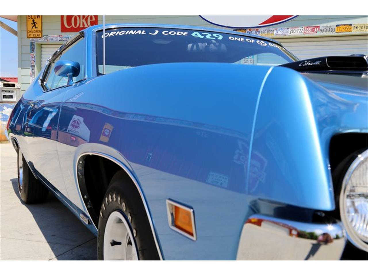 Large Picture of '70 Torino located in Lenoir City Tennessee - N6PC
