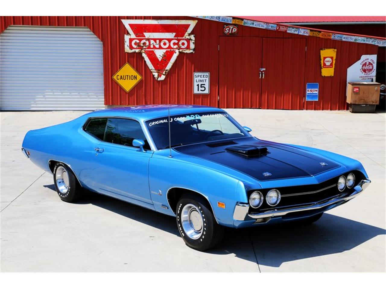 Large Picture of '70 Ford Torino located in Tennessee - $64,999.00 - N6PC
