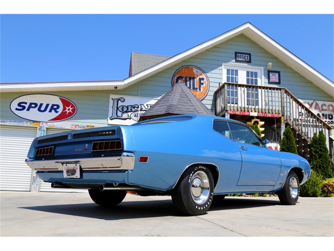Large Picture of Classic 1970 Torino located in Lenoir City Tennessee Offered by Smoky Mountain Traders - N6PC