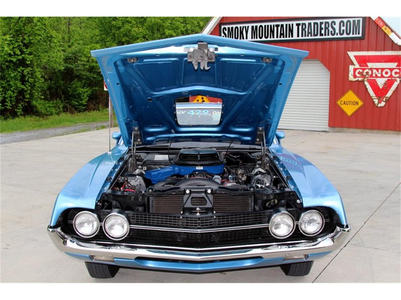 Large Picture of Classic '70 Ford Torino located in Tennessee - $64,999.00 Offered by Smoky Mountain Traders - N6PC