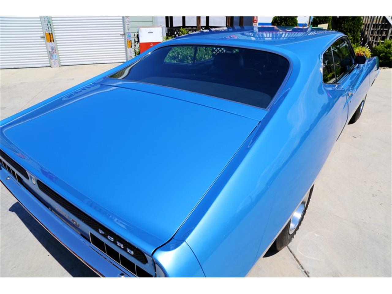 Large Picture of Classic 1970 Ford Torino located in Lenoir City Tennessee - N6PC