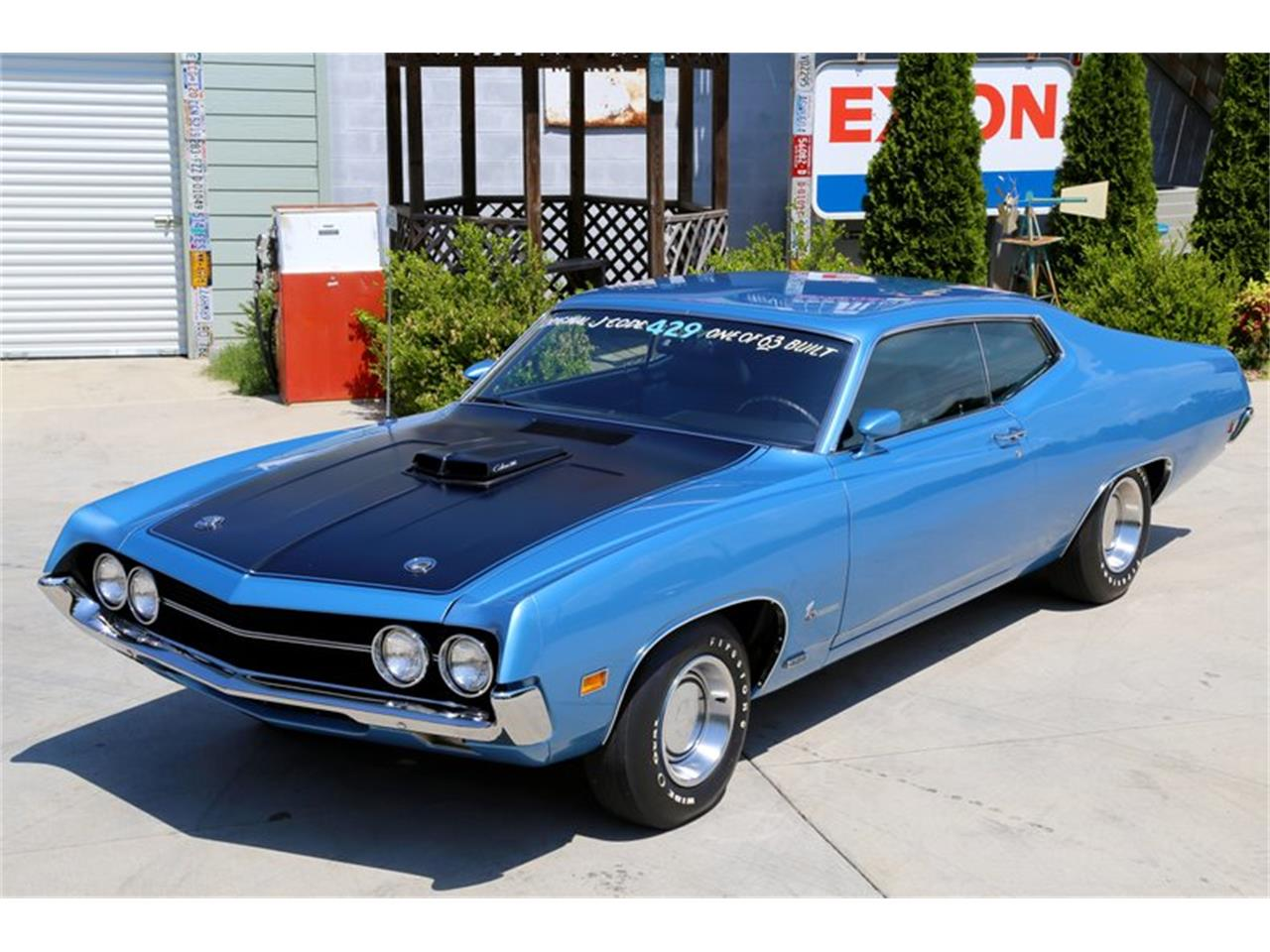 Large Picture of Classic '70 Torino located in Lenoir City Tennessee - $64,999.00 Offered by Smoky Mountain Traders - N6PC