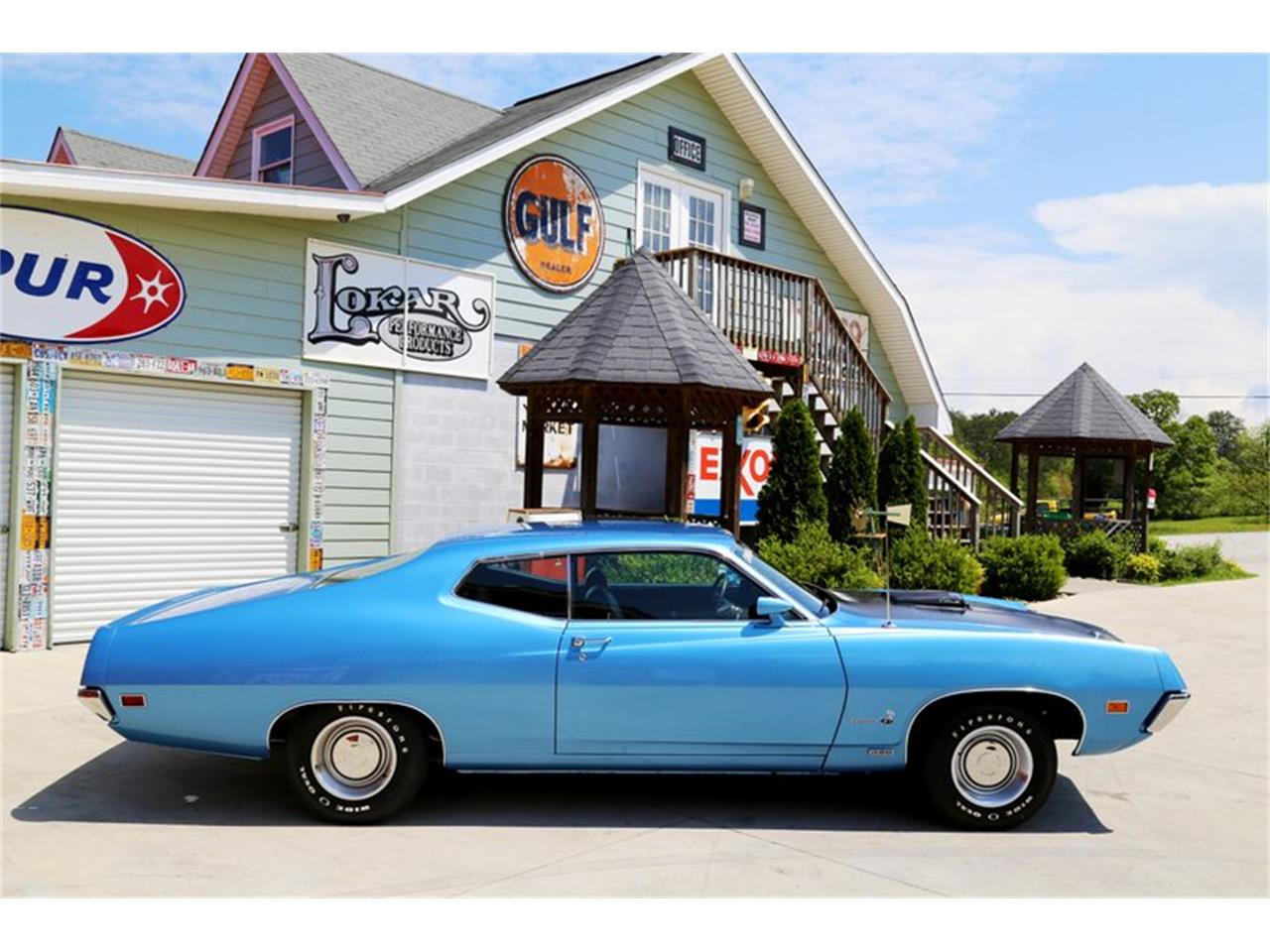 Large Picture of '70 Ford Torino located in Lenoir City Tennessee - N6PC