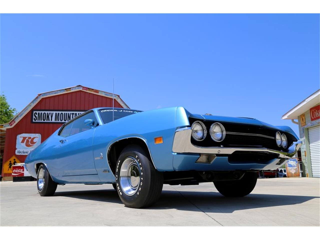 Large Picture of '70 Torino located in Tennessee - $64,999.00 - N6PC