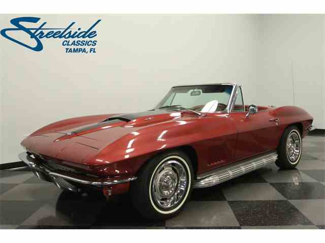 Picture of Classic '67 Chevrolet Corvette located in Lutz Florida - $127,995.00 - N6PF