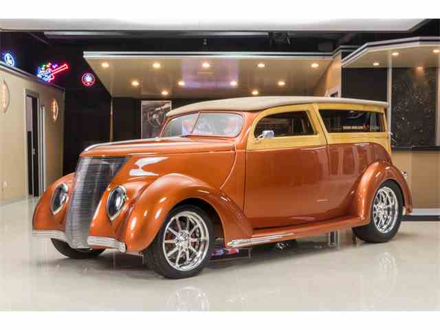Picture of '37 Woody Wagon - N6PK