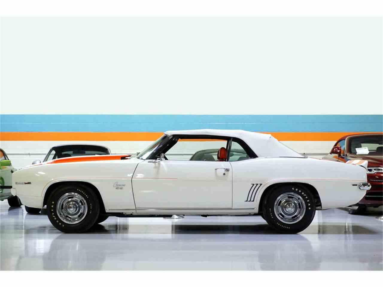 1969 Chevrolet Camaro for Sale | ClassicCars.com | CC-1081798