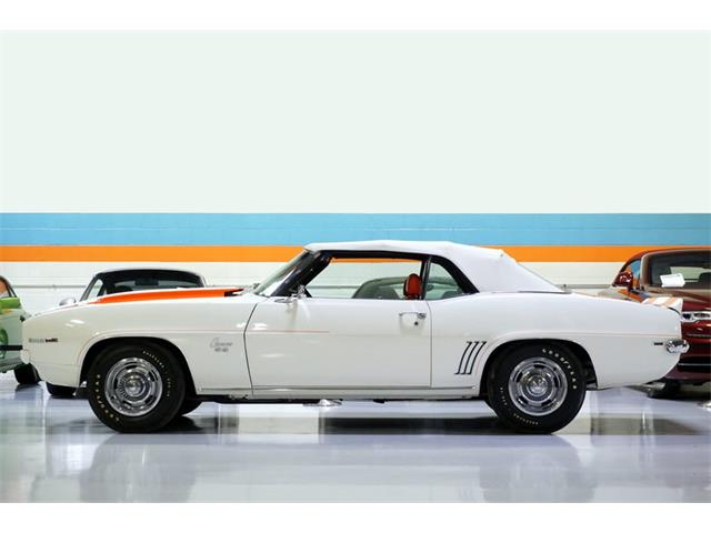 Picture of '69 Camaro - N6PY