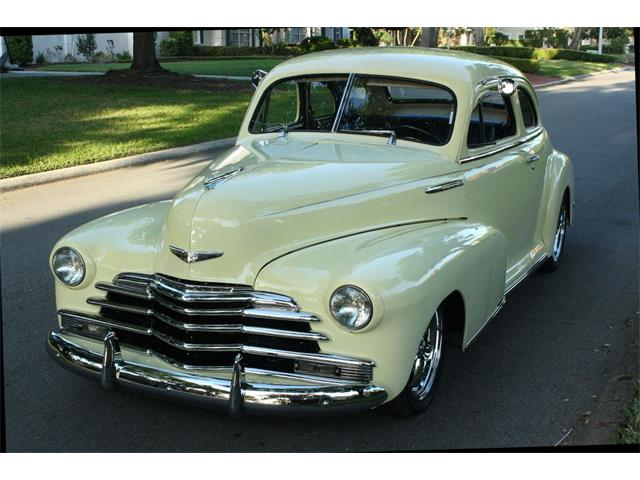 Picture of Classic 1948 Chevrolet Stylemaster - $48,500.00 Offered by  - N5CI