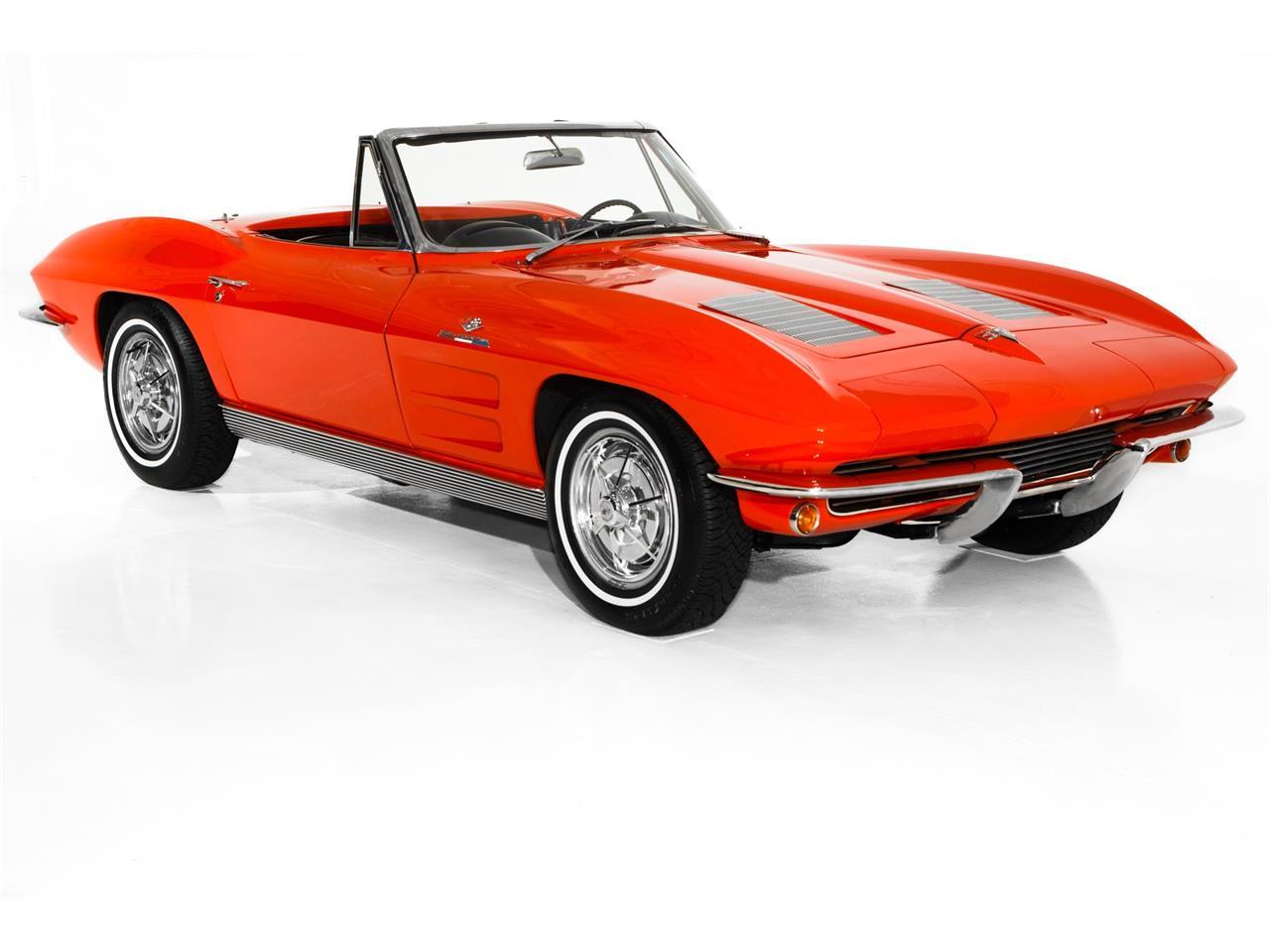 1963 chevrolet corvette for sale cc 1081803. Black Bedroom Furniture Sets. Home Design Ideas