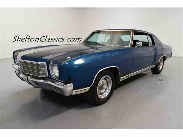 Picture of '70 Monte Carlo - N6QN