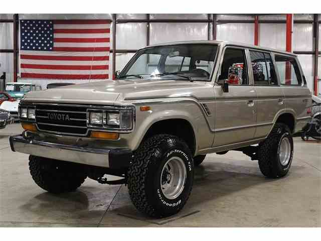 Picture of '90 Land Cruiser FJ - N6QQ