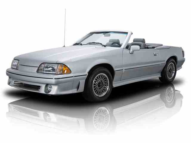 Picture of '88 Ford Mustang located in North Carolina - $47,900.00 - N6QX