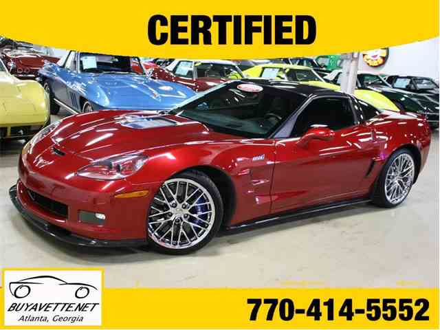 Picture of 2010 Chevrolet Corvette located in Atlanta Georgia - $63,999.00 Offered by  - N6R7