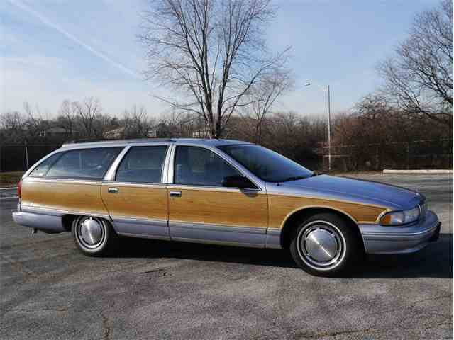 Picture of '95 Caprice - N6RK