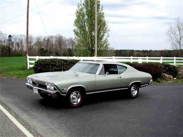 Picture of '68 Chevelle SS - N5H6