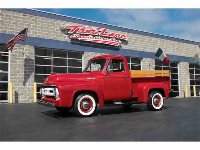 Picture of Classic 1953 F100 located in Missouri Offered by  - N6RU
