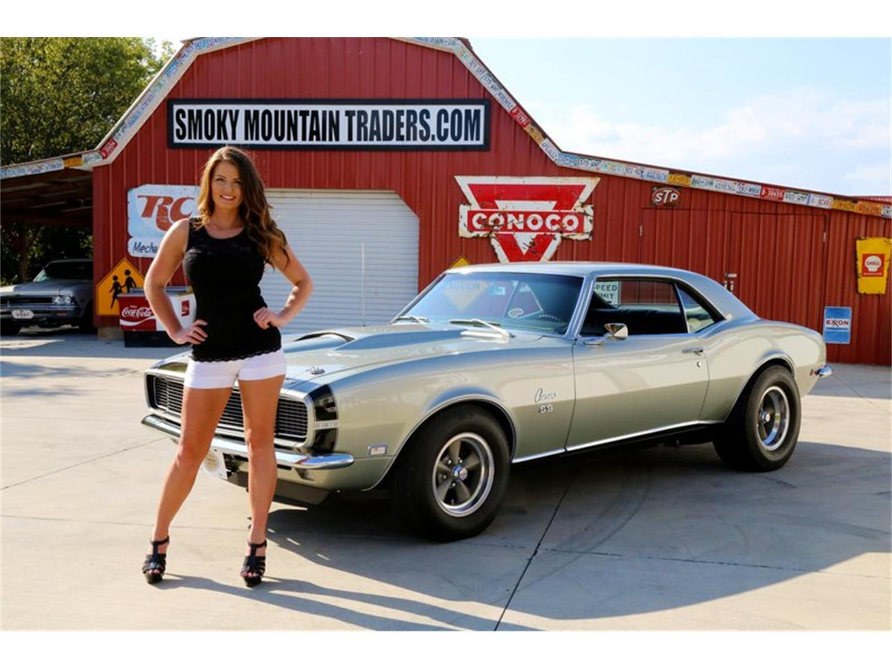 Large Picture of '68 Chevrolet Camaro located in Lenoir City Tennessee - $174,995.00 - N6SC