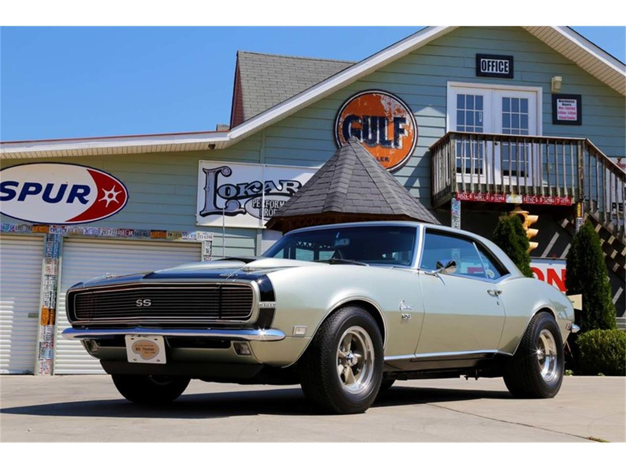 Large Picture of '68 Camaro Offered by Smoky Mountain Traders - N6SC