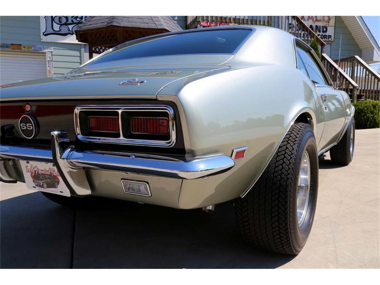Large Picture of Classic '68 Chevrolet Camaro - N6SC