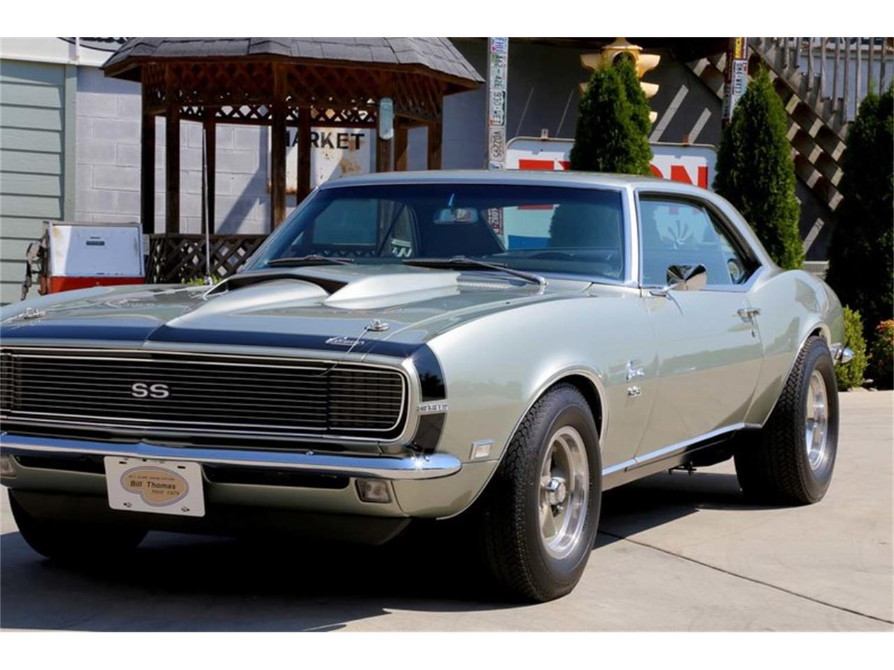 Large Picture of Classic 1968 Camaro located in Lenoir City Tennessee Offered by Smoky Mountain Traders - N6SC