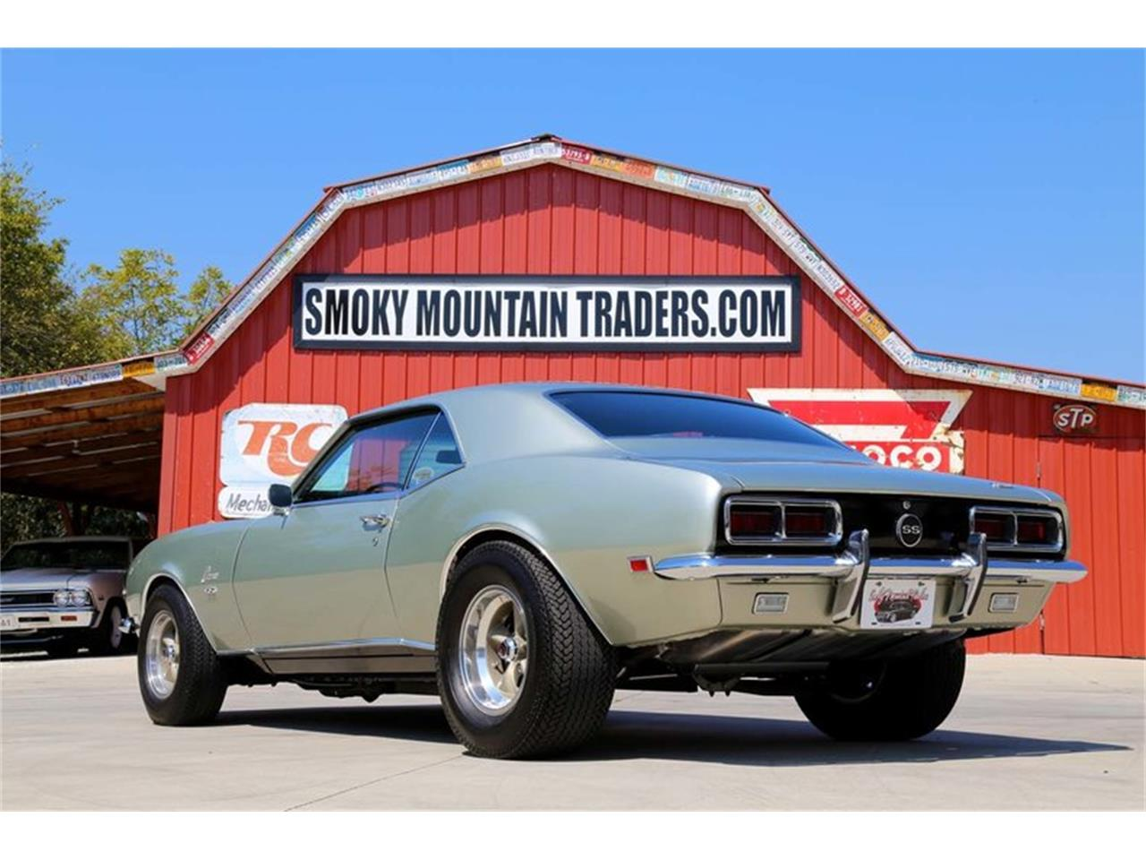 Large Picture of Classic '68 Camaro located in Lenoir City Tennessee - $174,995.00 - N6SC