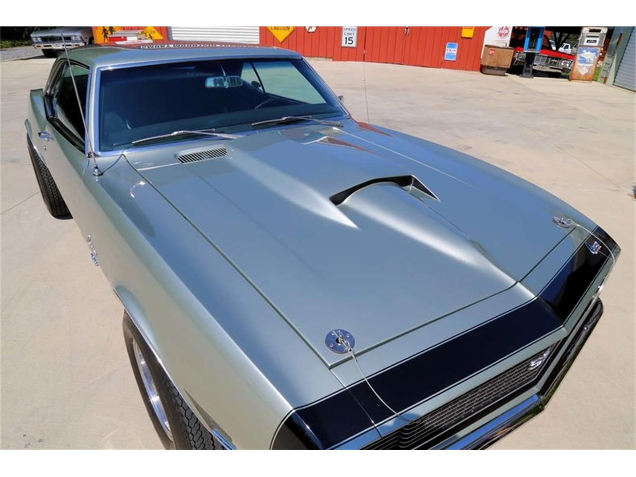 Large Picture of '68 Chevrolet Camaro located in Lenoir City Tennessee - N6SC