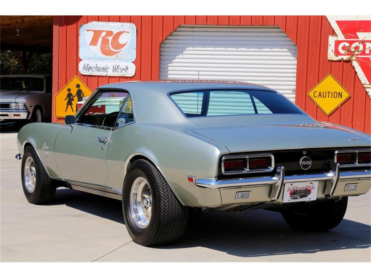 Large Picture of Classic 1968 Camaro located in Tennessee - $174,995.00 Offered by Smoky Mountain Traders - N6SC