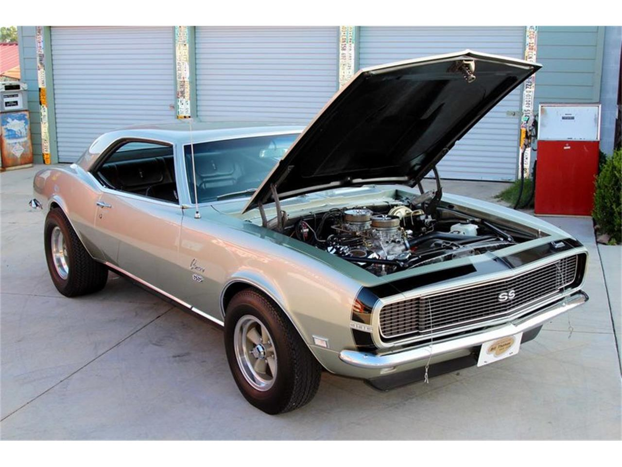 Large Picture of 1968 Camaro Offered by Smoky Mountain Traders - N6SC