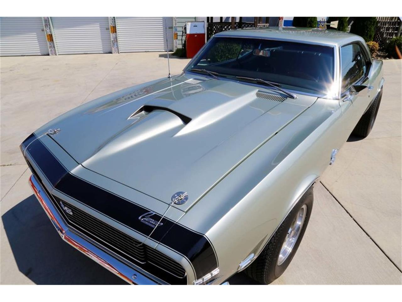 Large Picture of '68 Chevrolet Camaro located in Lenoir City Tennessee - $174,995.00 Offered by Smoky Mountain Traders - N6SC