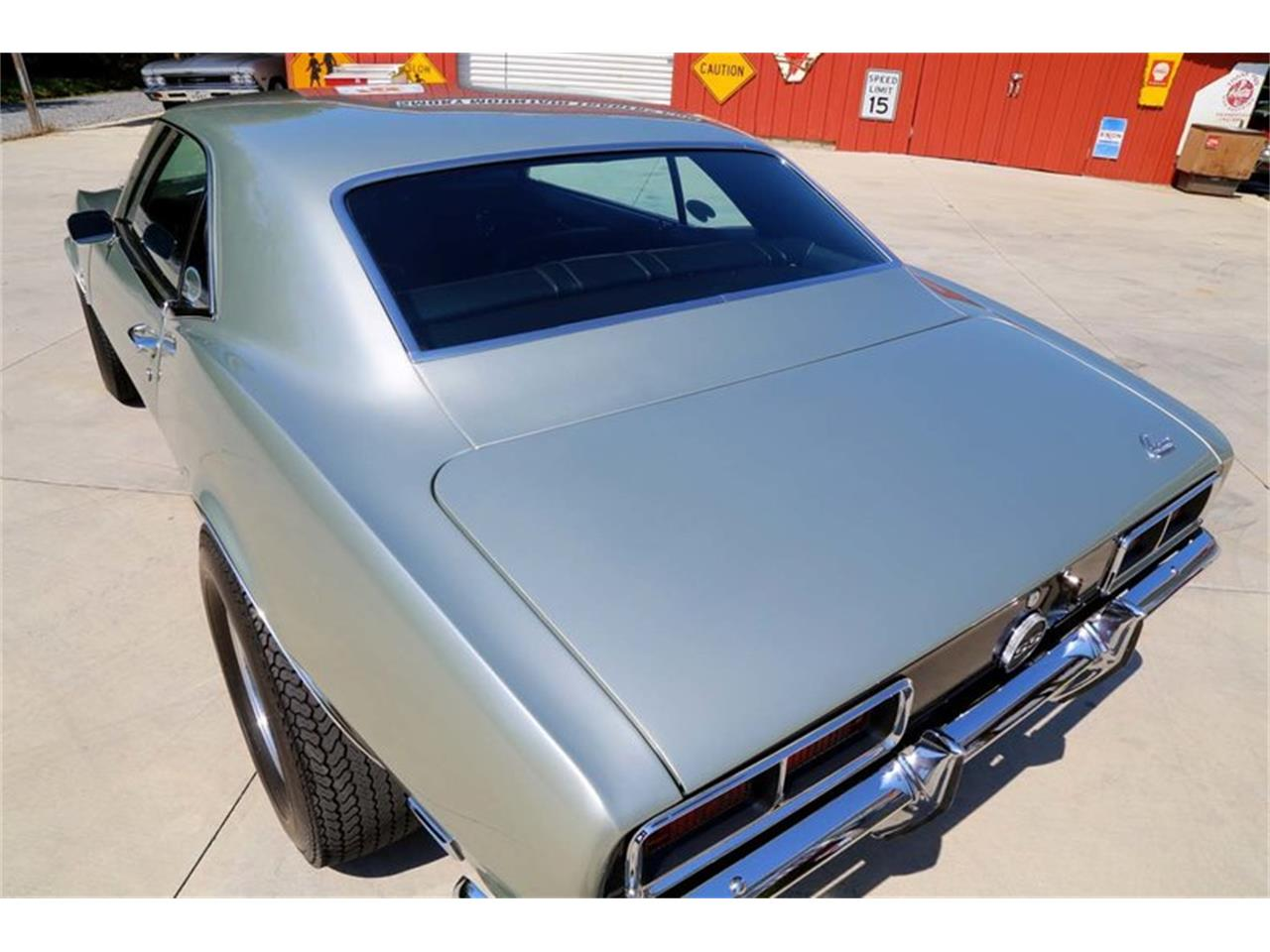 Large Picture of 1968 Camaro located in Tennessee Offered by Smoky Mountain Traders - N6SC