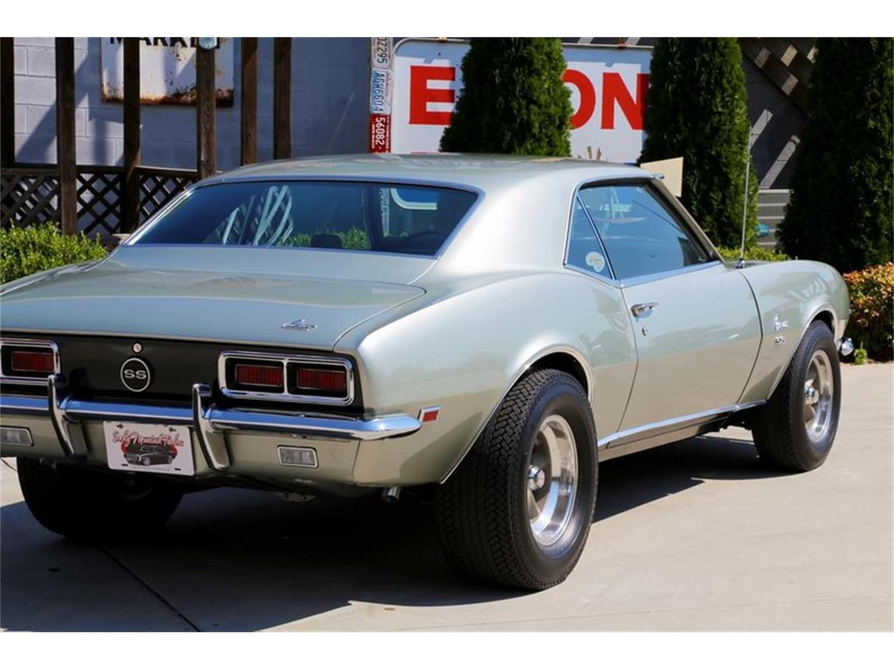 Large Picture of '68 Chevrolet Camaro located in Lenoir City Tennessee Offered by Smoky Mountain Traders - N6SC